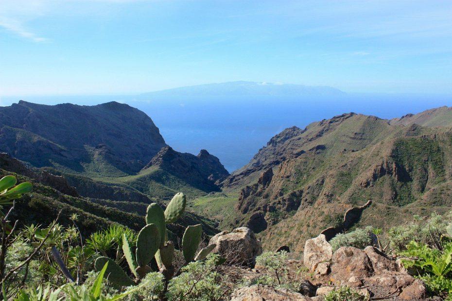 La Gomera Insel