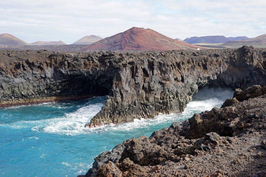 Lanzarote entdecken bei den kanarische Inseln