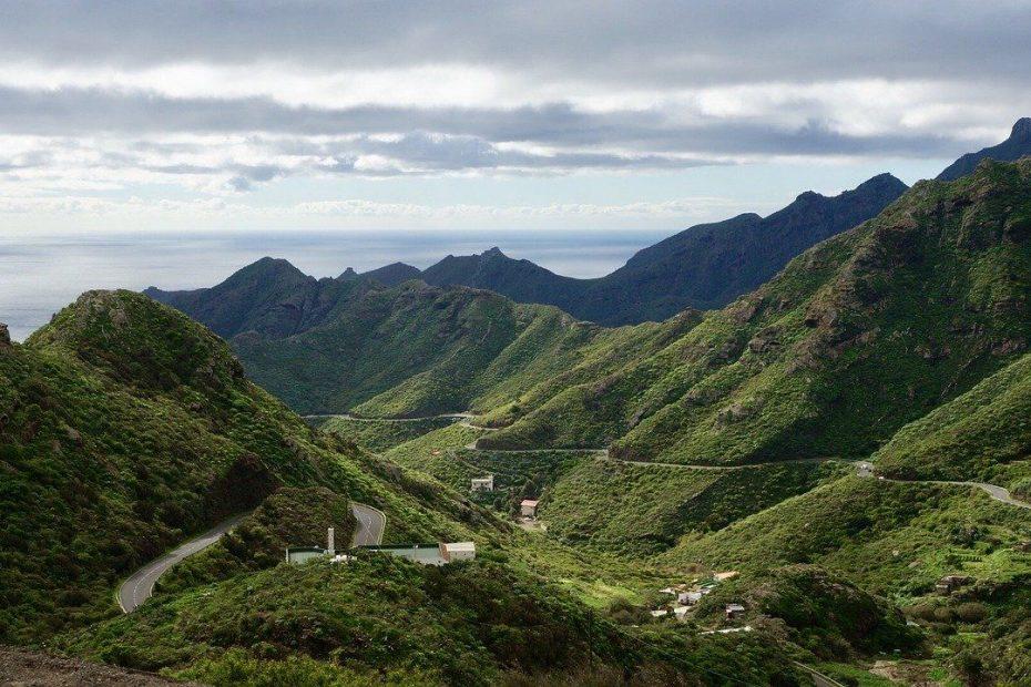 Teneriffa Berge und Meer sowie Reiseinfos