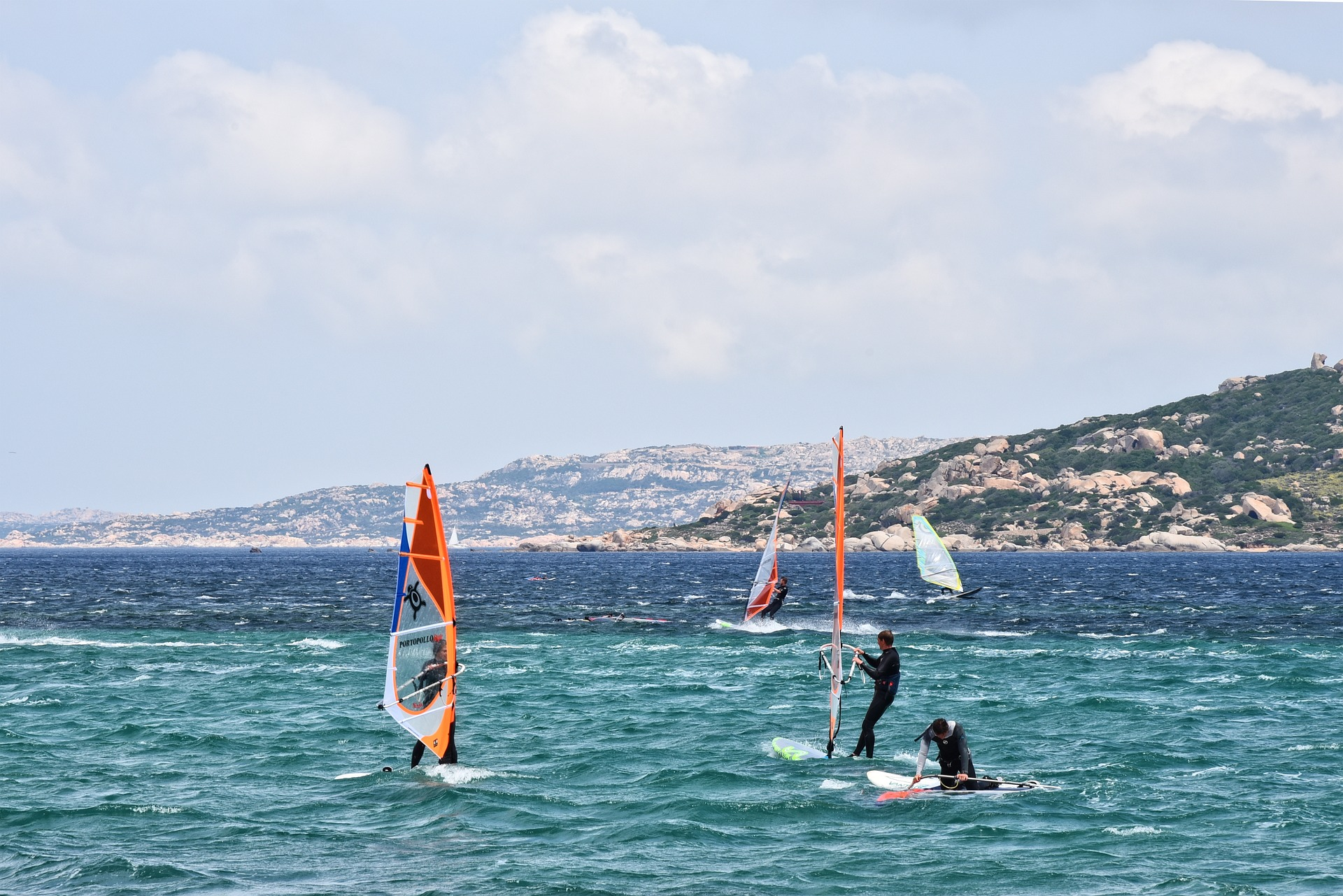 Windsurfen auf den Kanaren